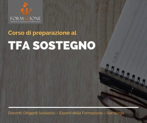 TFA Sostegno – Corso di preparazione